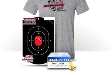 Springfield Armory Hit the Range
